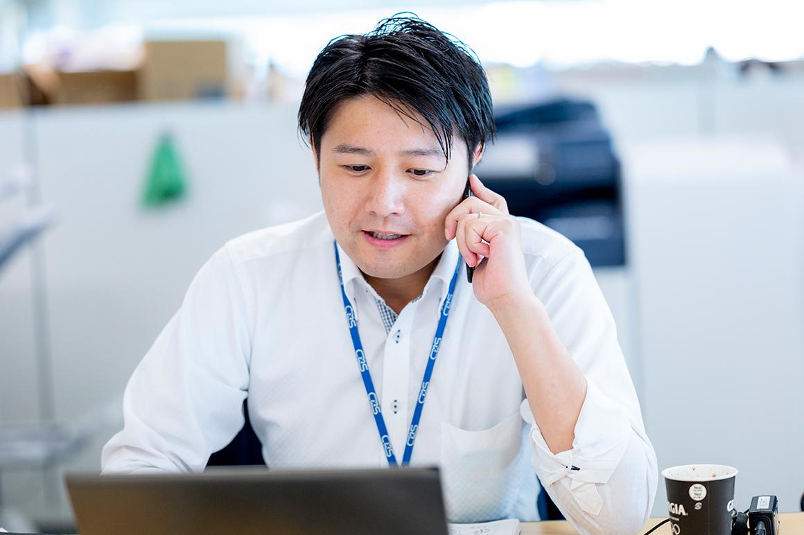 自分自身で仕事のスケジュールを組むことができるので、効率よく仕事を進めることができます。